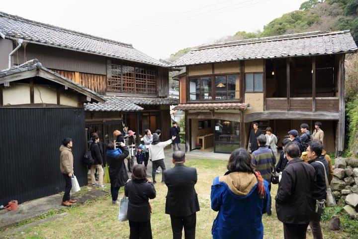 長崎県雲仙市でクリエイターとして働く。クリエイティブな移住を考える現地ツアー(前編)