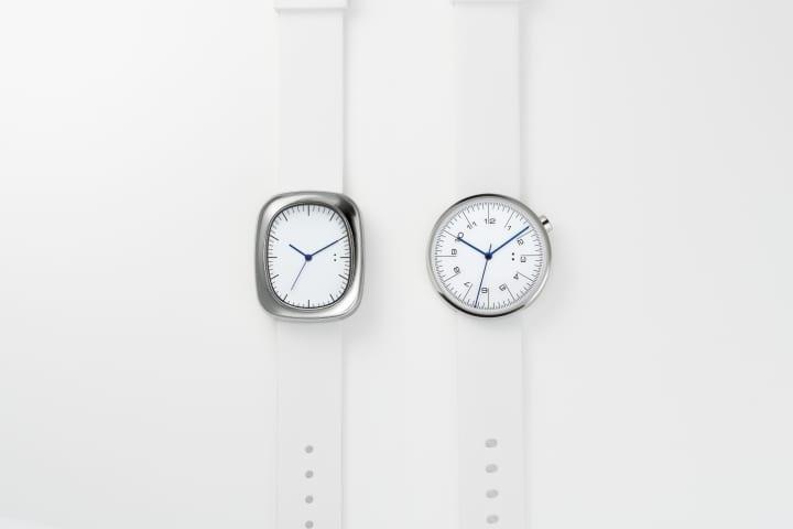 デザインオフィス nendoの腕時計ブランド 「10:10 BY NENDO」から新色Mirror Whiteが登場
