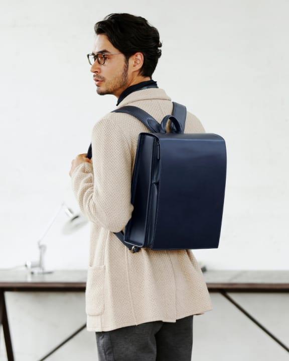 土屋鞄製造所のビジネスバッグ「OTONA RANDSEL」 防水性に優れた新型2タイプが登場