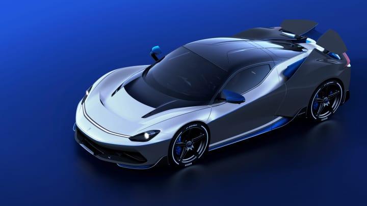 ピニンファリーナが創設90周年を記念 5台限定生産の新モデル「Battista Anniversario」を公開