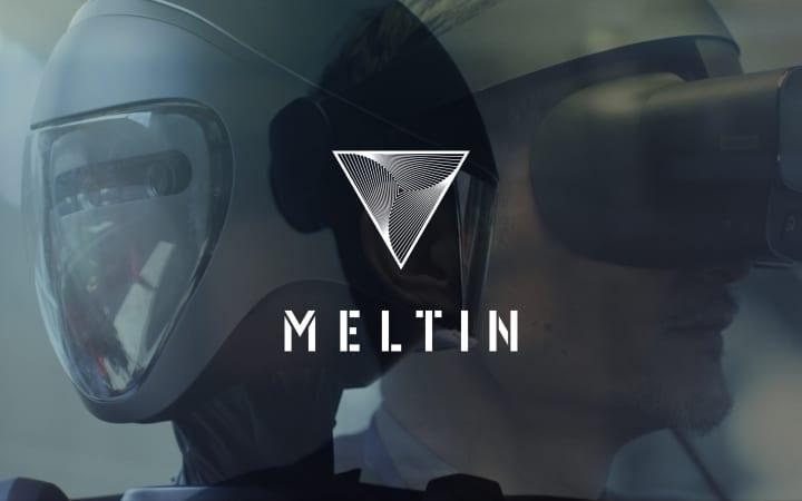 MELTINがアバターロボット実証試験機「MELTANT-β」を発表 建設業界の労働者不足解消などを目指す