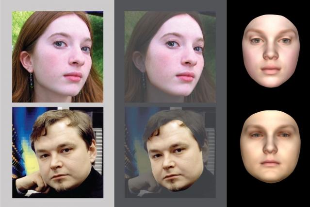 人間はどのように顔を認識する? MITの研究者が2D画像から3Dモデルを生成