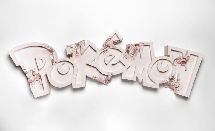 ポケモン初となる現代アーティストとのコラボレーション 「Daniel Arsham × Pokémon」プロジェクトが始動