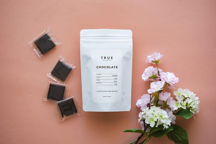 機能フード開発スタートアップ「True Food & Design」 低糖質チョコレート「True Food Chocolate」の…
