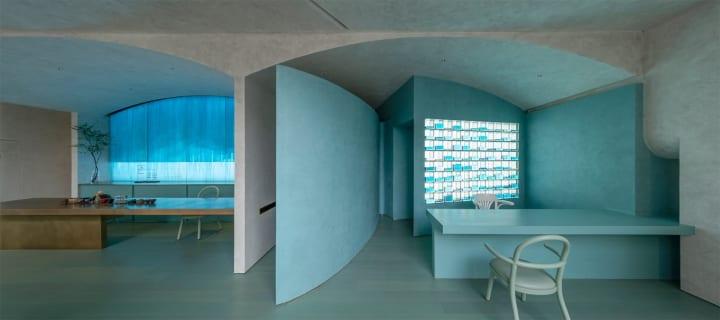 Waterfrom Designが北京で手がけた「Aqua Health Clinic」 中国医学の伝統的なイメージを変える美容スパ