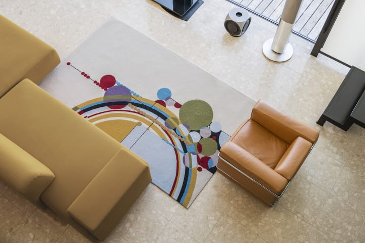 ファブリスタ、「Frank Lloyd Wright® Collection」を発売 近代建築の巨匠のデザインパターンをモチーフに