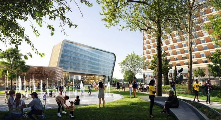 ミシガン大学が「Detroit Center for Innovation」を建設 デトロイトのダウンタウン東部を活性化