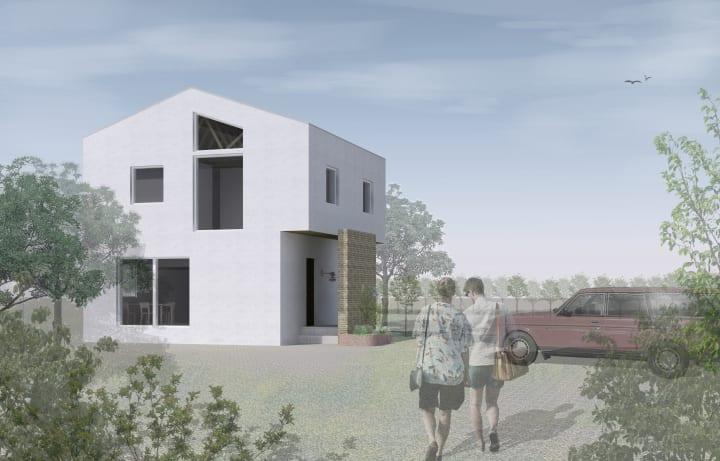 ハルタ、北欧基準の断熱性能を持つ サステナブルな規格住宅 「LUFT HUS」販売へ