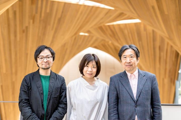 JAS構造材が拓く木造建築の可能性 建築用ビスメーカー・シネジック新社屋のプロジェクトチームに聞く