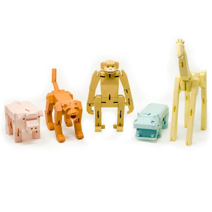 ブルックリンのプロダクトデザイナー・伊藤吉哲 新プロジェクトの玩具「MŌFU」を公開