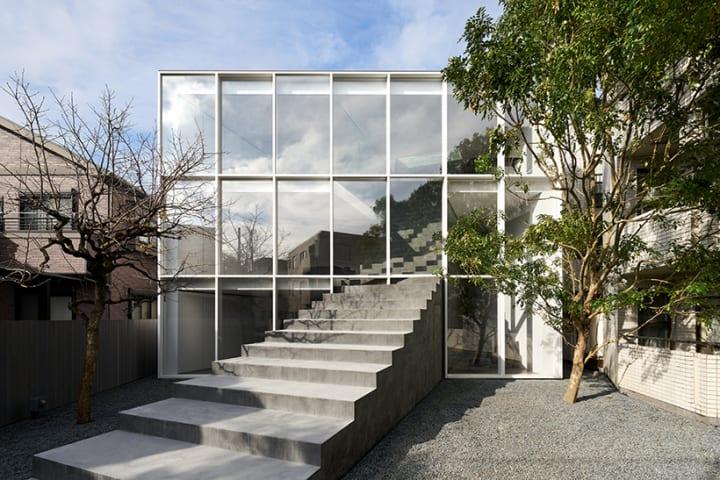 nendoがデザインした二世帯住宅「階段の家」 三世代の家族全員を緩やかにつなぐ