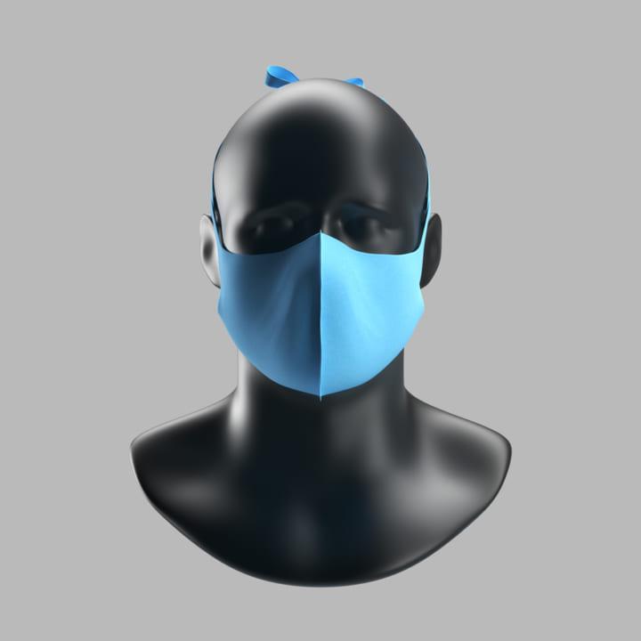 スピーディかつ簡単に大量生産できるフェイスマスク 「One Mask」のオープンソースが公開