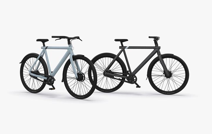 VanMoofのE-bikeがヴァージョンアップ 最新のデザインと機能を搭載した「S3」&「X3」が登場