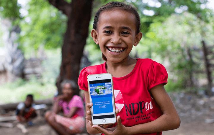 ユニセフとマイクロソフトが遠隔学習を提供 休校になった世界中の子どもたちの学習をサポート