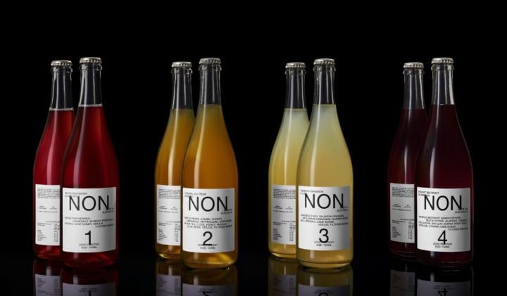 世界トップのレストラン「ノーマ」のDNAを受け継ぐ ノンアルコールドリンク「NON」が日本に登場