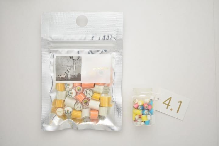 直径4.1mmのキャンディの中にエッフェル塔!? パパブブレが世界一小さなキャンディにチャレンジ