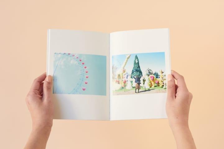 簡単に製本できるサーピス「PhotoZINE BOOKタイプ」から 「左綴じ製本」と「自動レイアウト補助」の新機能…