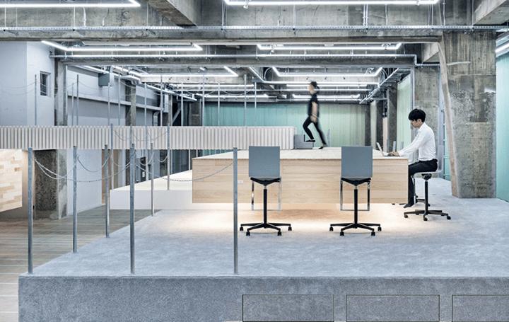 ロフトワークと後藤周平建築設計事務所が手がけた 鈴与本社のリニューアルプロジェクト「CODO」が公開