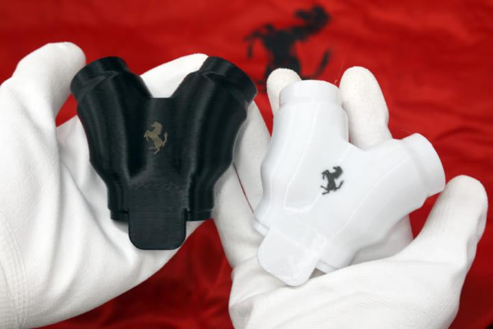 フェラーリ、新型コロナウイルス対策を支援 人工呼吸器や防護マスク用のパーツを製造