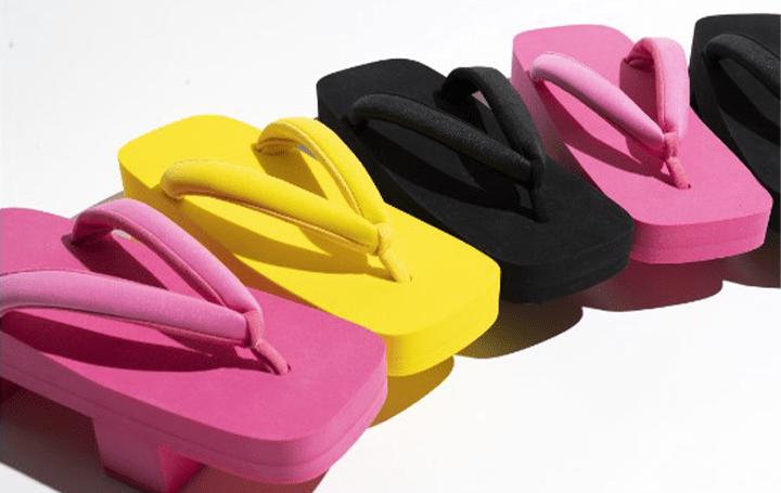 TOKYO MIDTOWN AWARD受賞作品 「ゲタサンダル Geta Flip Flops」の商品化が決定