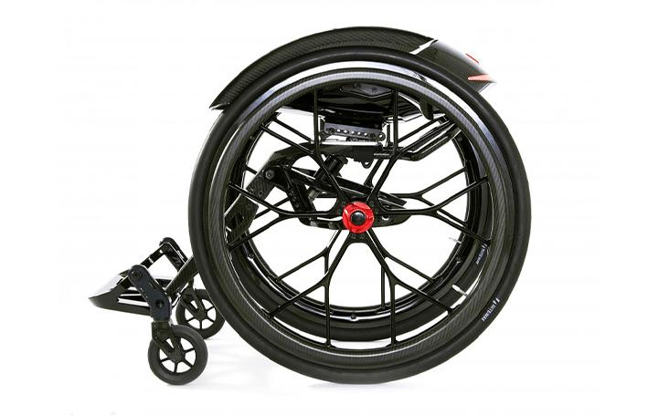 車いすという従来の概念を超える RDSが手がける新しいモビリティ「RDS WF01」