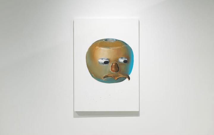 絵画と人との新たなコミュニケーションを模索する、山内萌の「アプローチするグラフィック」