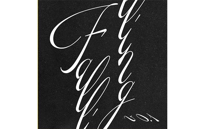 グラフィックデザイナー・成瀬将大が手がけた 縦書きスクリプトフォント「Falling Script」が登場