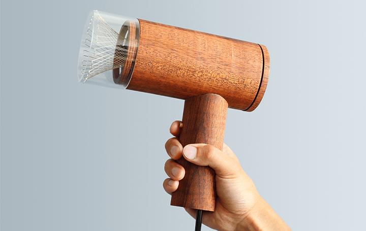 プロダクトデザイナー Kodai Shimizuが設計 工芸を融合した家電製品「Craft-Techmen Project」
