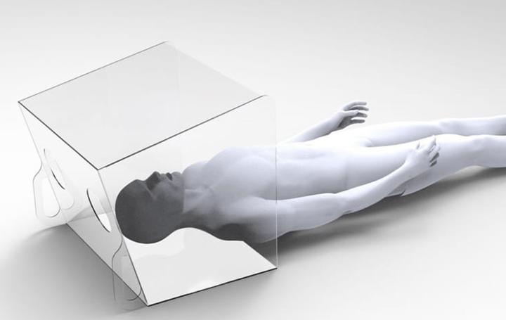 ベビーカー製造のキュリオと香川大学創造工学部が共同デザイン 医療現場で使用する「エアロゾルボックス」
