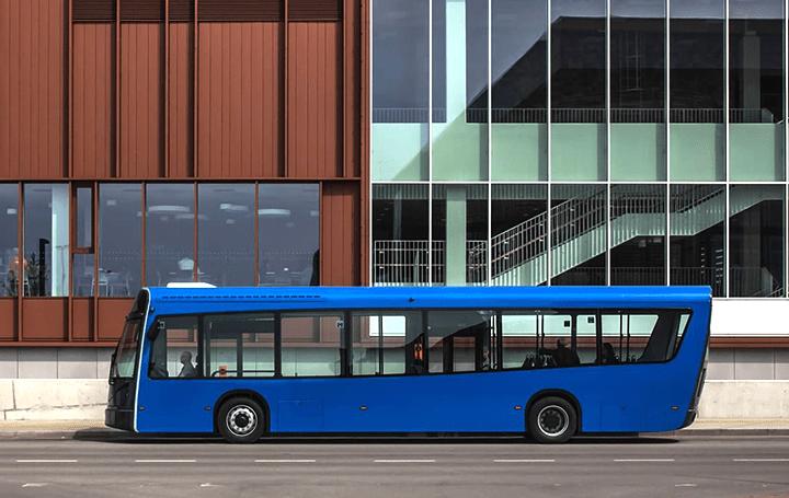リトアニアのバスメーカーが開発する電気バス「Dancer」 グリーンエネルギーを活用した都市交通