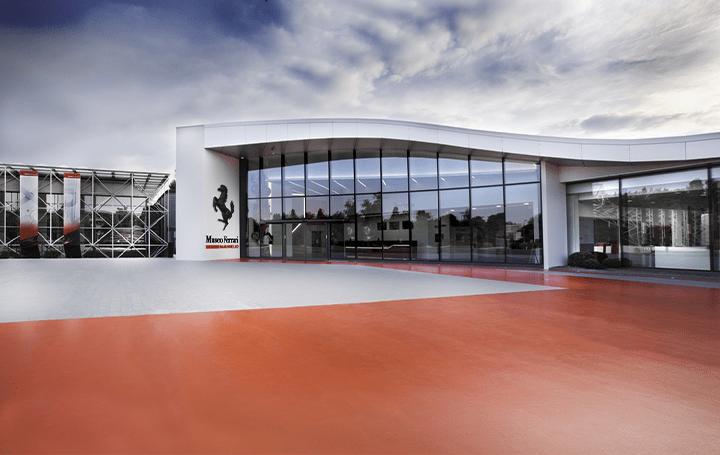 伊フェラーリの両ミュージアムが再開 独自の「バック・オン・トラック」など感染予防策を導入