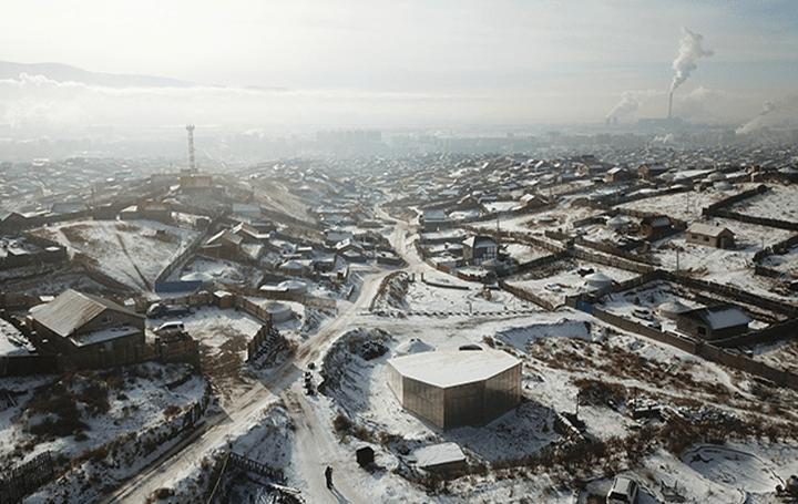 モンゴル、遊牧民が多く住む「ゲル地区」に インフラを提供する施設「Ger Innovation Hub」が建設
