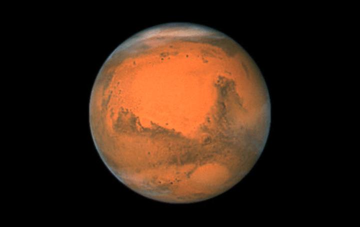 NASAが火星周辺の電流を可視化し初公開 火星の砂漠化の原因に関わる