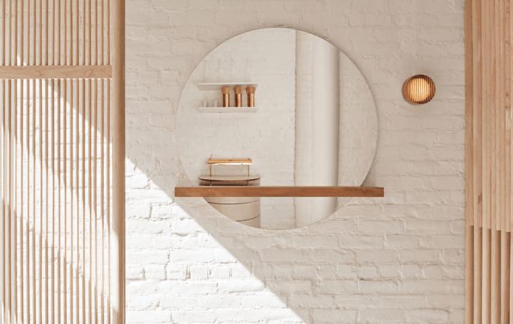 ニューヨークの建築スタジオ MN Design Professional Corporationが設計 モダンな日本食レストラン「Nami …