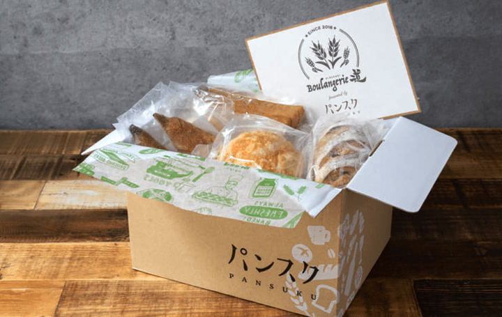 小田急電鉄、パンのサブスクリプションサービス 「パンスク」と連携、全国の焼き立てのパンを届く