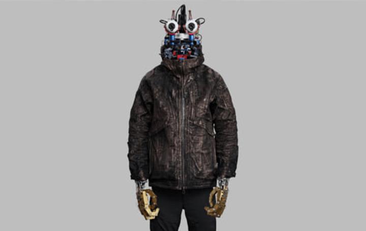 ウイルスから身を守る、銅素材で作られた「Full Metal Jacket」 英アパレルブランドVollebakが考案する未…