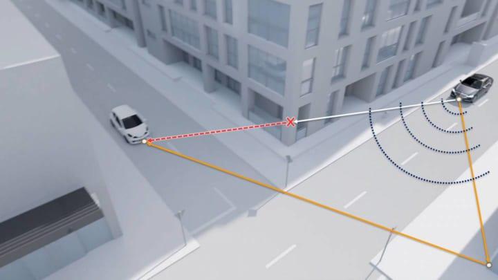 米プリンストン大学、自動運転車向けに 交差点付近の危険を察知するレーダーシステムを開発