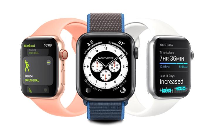 ニューノーマルな生活様式に合わせて 新しいApple Watchは「自動手洗い検出」機能が搭載