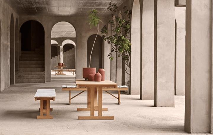 デンマーク家具ブランド・カール・ハンセン&サンから ボーエ・モーエンセンのこだわりから生まれた家具シ…