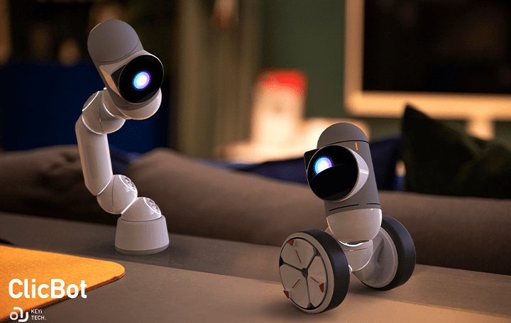 1台あれば1000パータン以上の可能性を生み出す 教育ロボット「Clicbot」が登場