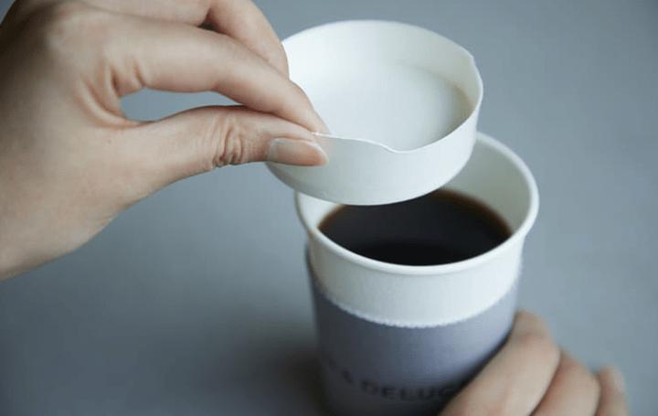 プラスチックごみ対策として、DEAN & DELUCAが デザイナー柴田文江が考案した「スタッキングペーパー…