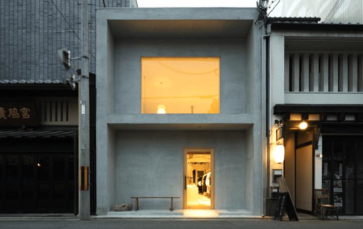 クリエイティブディレクター南貴之が京町屋の建築構造を活かして セレクトショップ「Graphpaper」が京都に…