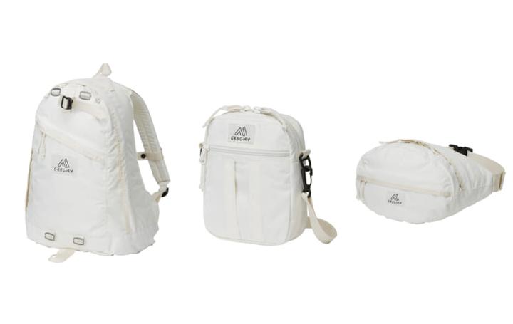 長場雄とバックパックブランド「グレゴリー」のコラボレーション バッグの内側のユニークなデザインに注目