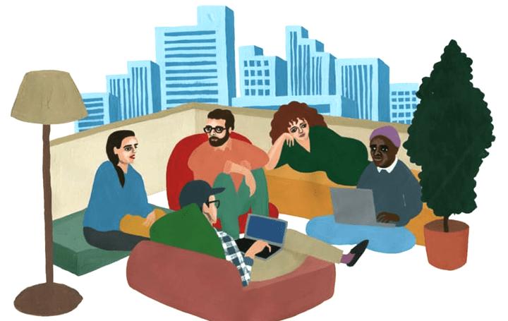 コミュニティスペースに新たなワークライフスタイルを提供 東京・広尾に新施設「EAT PLAY WORKS」がオープン