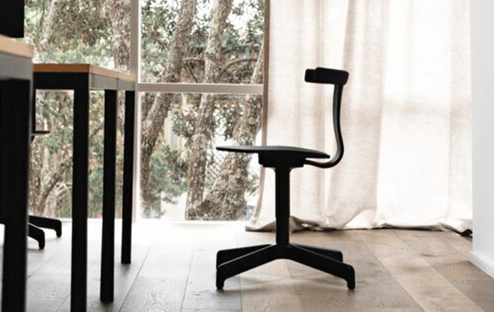 ロンドンデザイナーJohn Treeが設計した「Jiro Chair」 オフィス以外のワークスペースでも快適に使うこと…