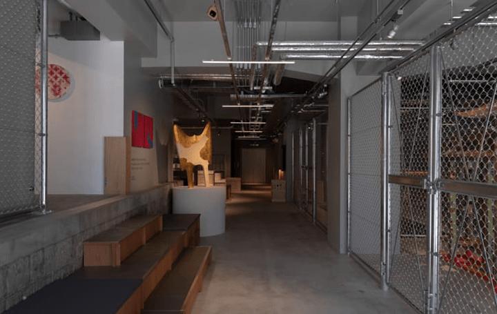 アート作品を公開保管するアートストレージとホテルの 融合施設「KAIKA 東京 by THE SHARE HOTELS」オープン