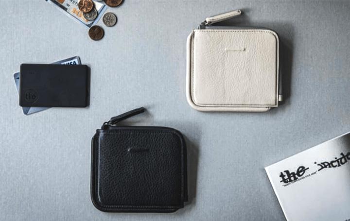 objcts.io、ミニマルなライフスタイル向けに コンパクト革財布「Zip Wallet」を発売