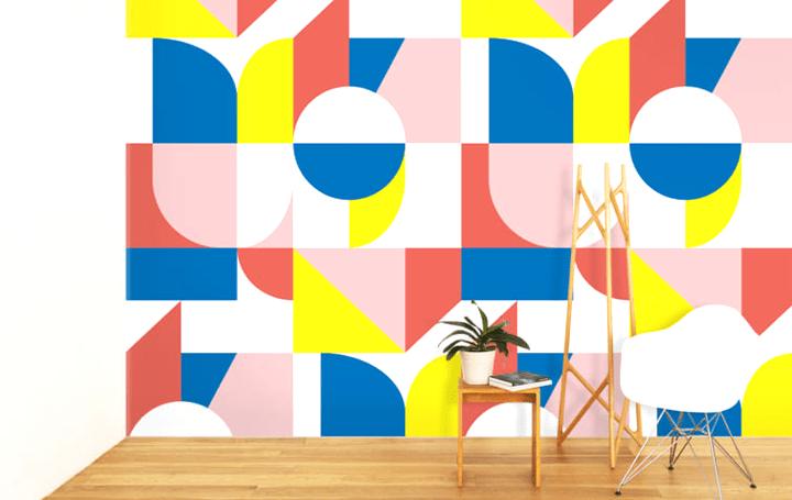 壁紙にグラフィック・遊び心・実用性の要素を提示 壁紙ブランドWhOとパリのデザインチームPAPIER TIGREの…