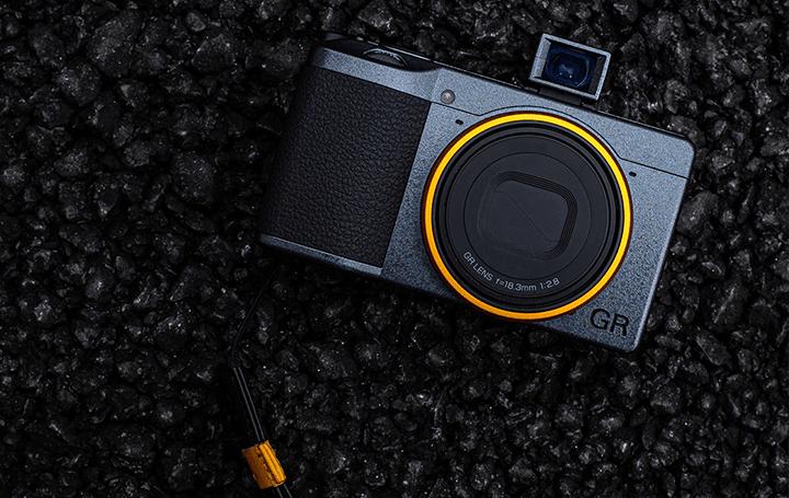 ハイエンドコンパクトデジタルカメラ「RICOH GR III」 ストリートの個性を象徴する特別仕様がリミテッド発売