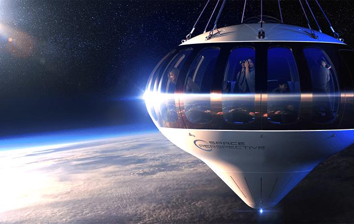 気球を乗って宇宙旅に出る!? 米宇宙ベンシャーが宇宙船「Spaceship Neptune」のデザインを公開